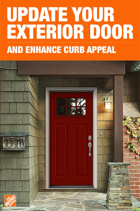 Superb The Front Door To Your Home Is One Of The First Things People Notice. So,  Having A Strong And Beautiful Exterior Door Not Only Adds Curb Appeal But  Also ...