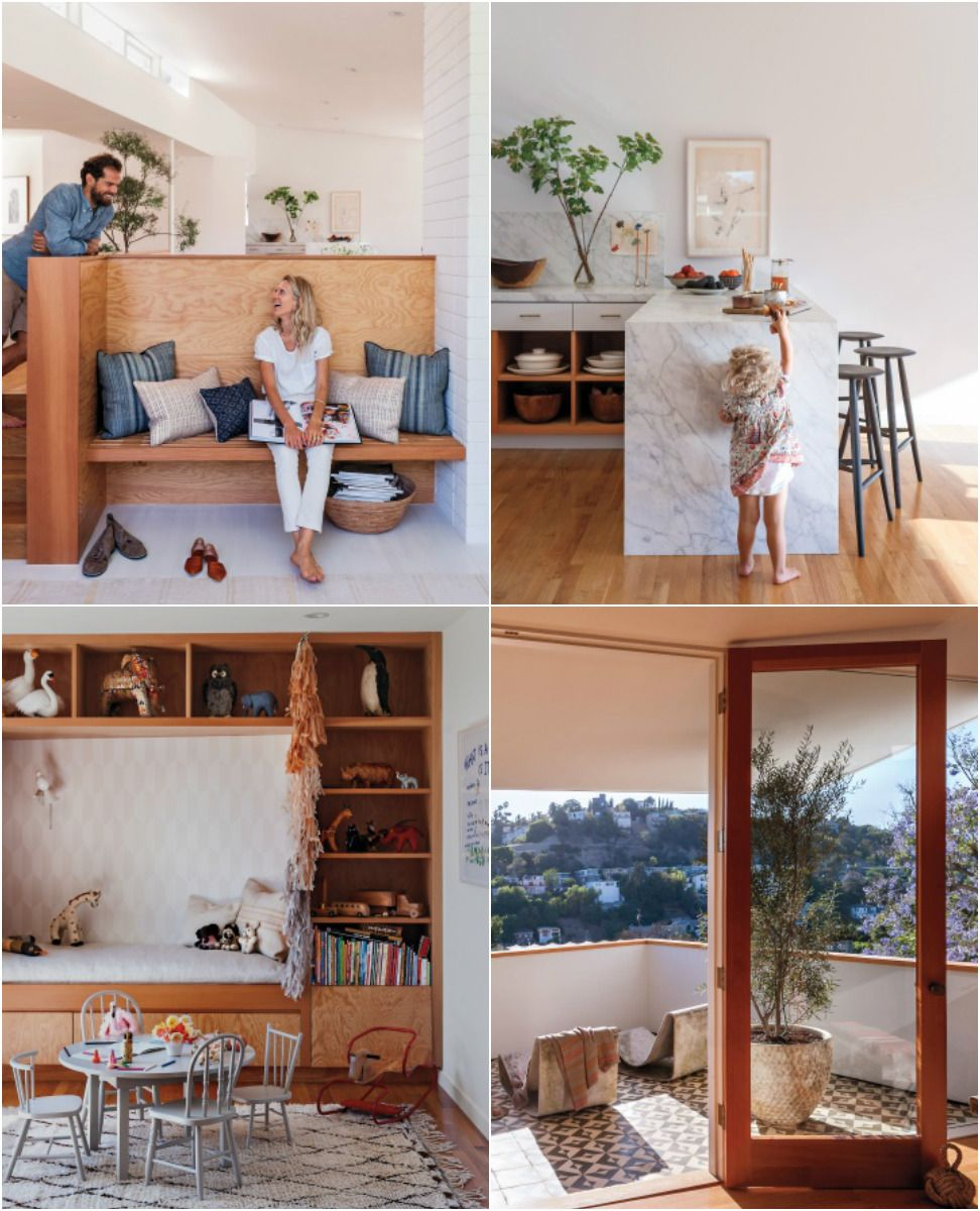 Home Inspiration: Home Inspiration (and Minimal Bohemian-ism