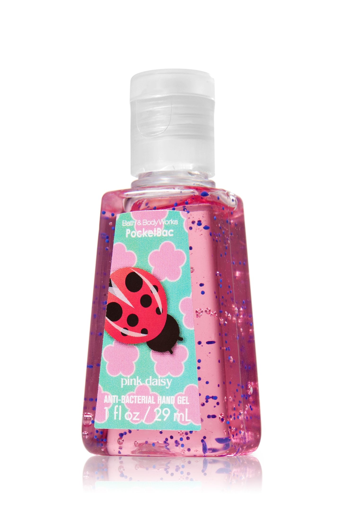Pink Daisy Pocketbac Anti Bacterial Bath Body Works Bath N