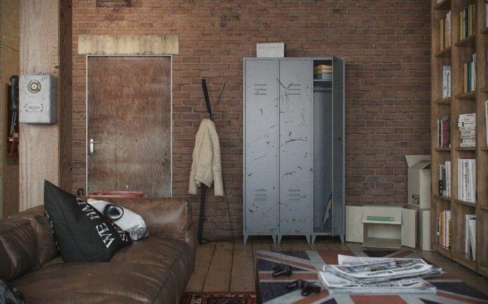 Spind Wohnzimmer ~ Der spind kaufen spinde dreier farbgestaltung widerverwenden