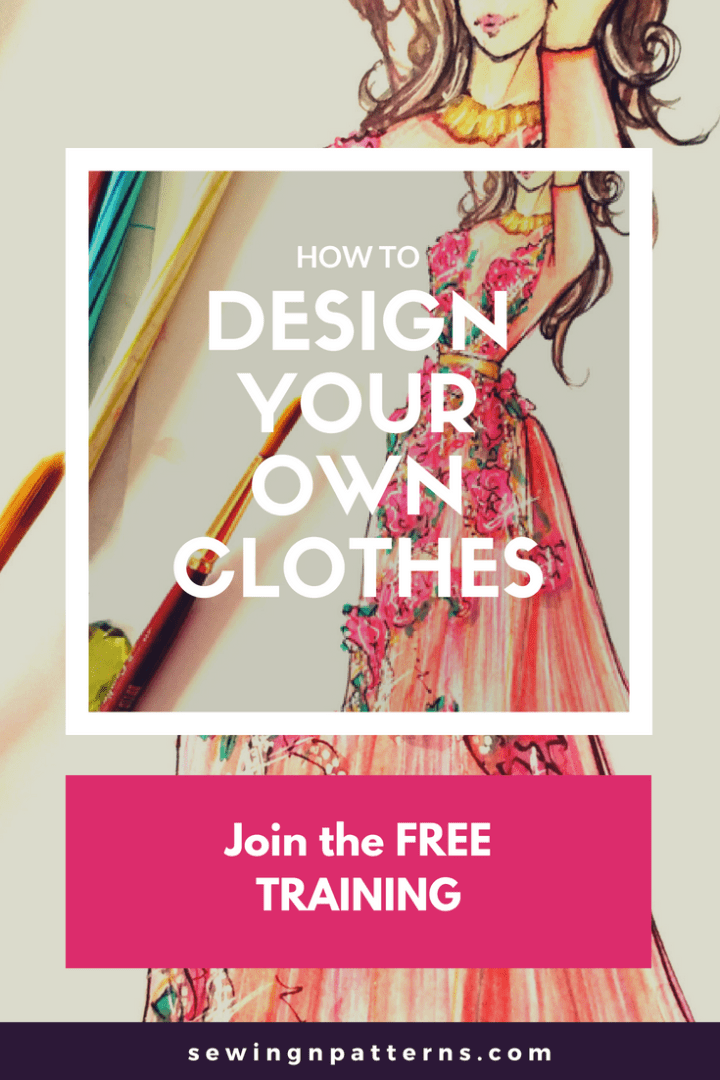 Learn How To Design Your Own Clothes In 2019 Sewing Design Your