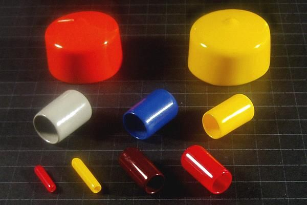 Colorful Vinyl Caps Flexible Vinyl End Caps Cs Serie China Vinyl Caps Vinyl End Caps Plastic End Caps Rhi Manufactory Manufacturing Vinyl