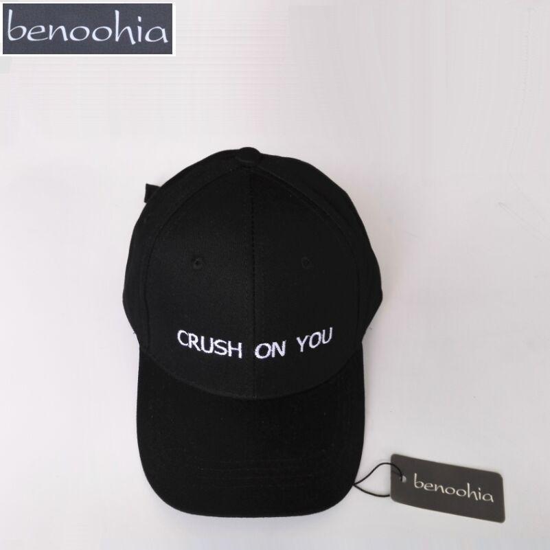 BBS030 Korea stylish black men baseball cap
