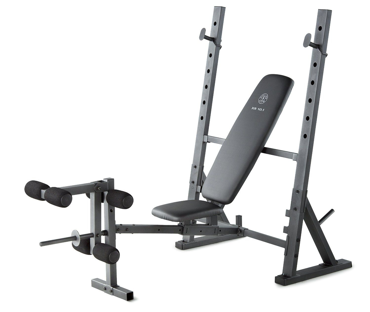 Amazon.com : golds gym xr 10.1 weight bench : sports & outdoors