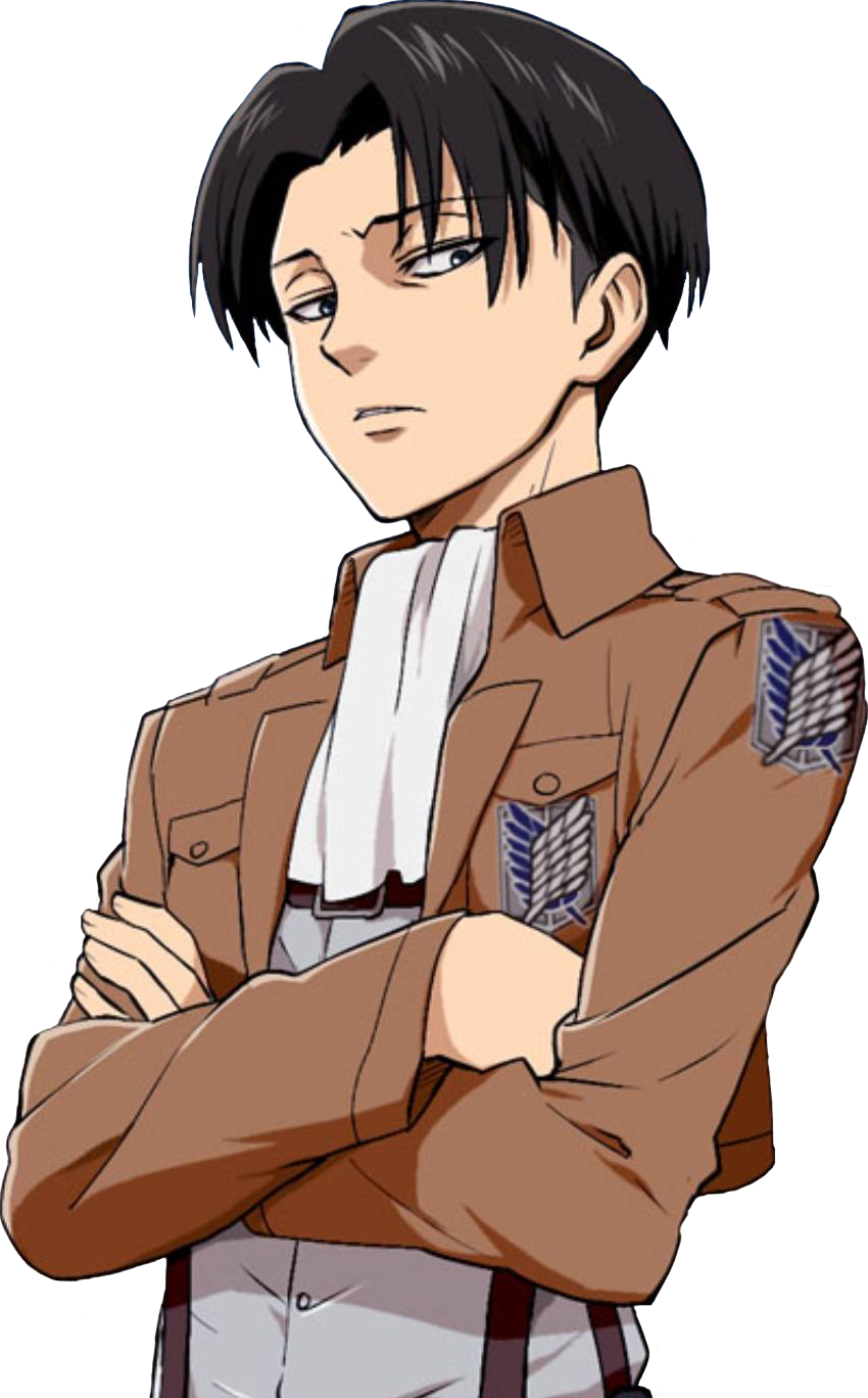 Levi you know everyone makes him look different in the ...