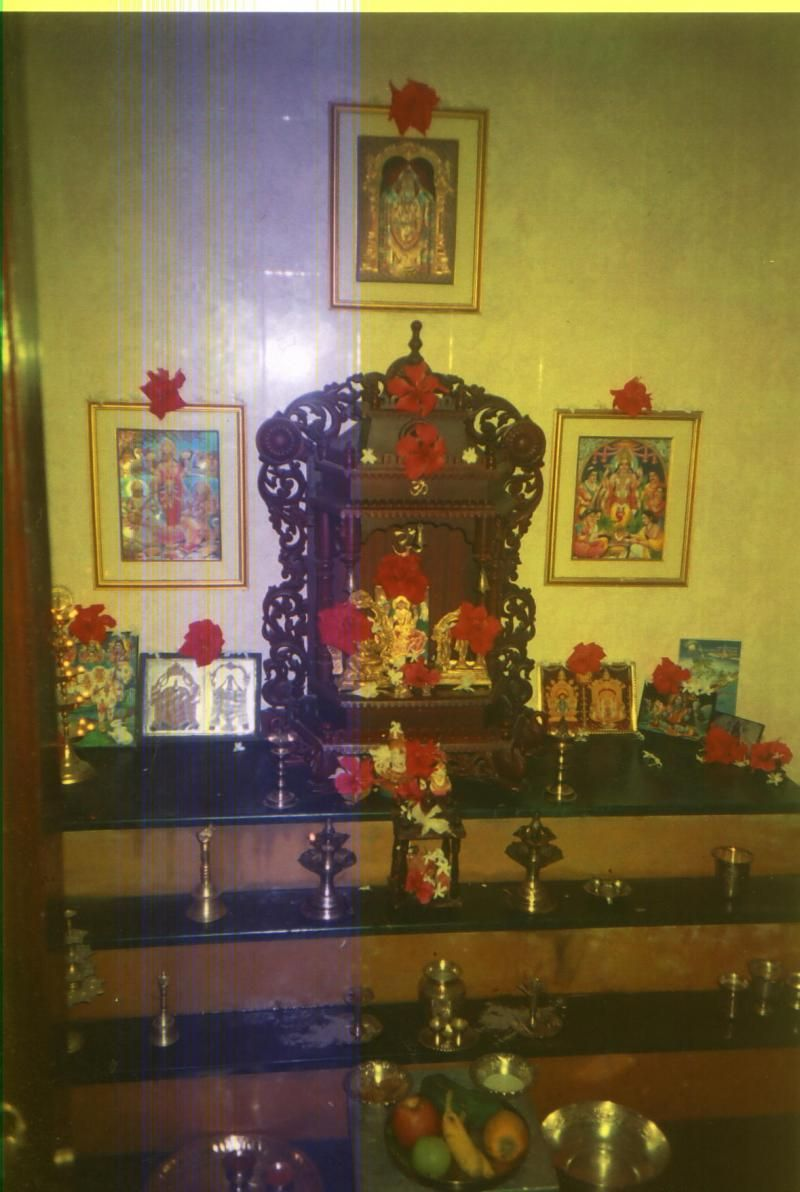 Pooja Room Design Home Mandir Lamps Doors Vastu Idols