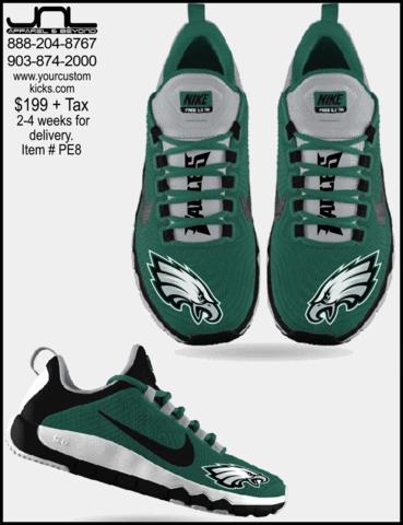 Shoes Limited Nike – Custom Philadelphia Free Jnl Eagles Edition 5 0 34RAq5jL