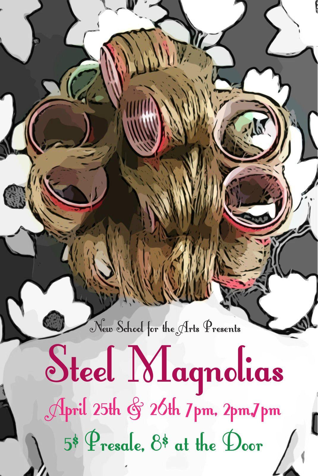 steel magnolias theatre publication