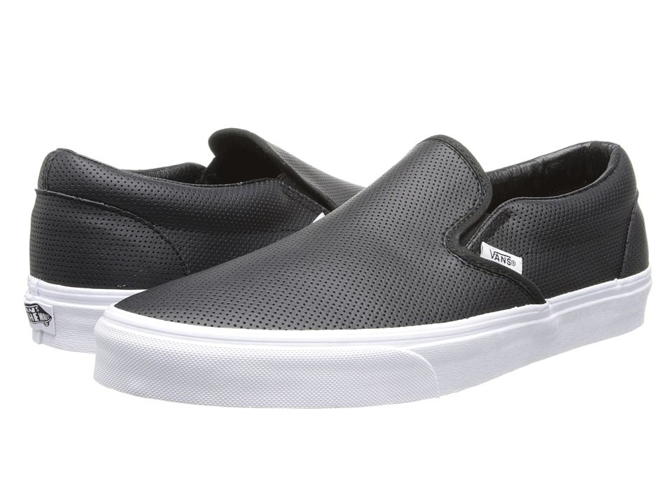 Vans Classic Slip Ontm Core Classics Shoes (Perf Leather