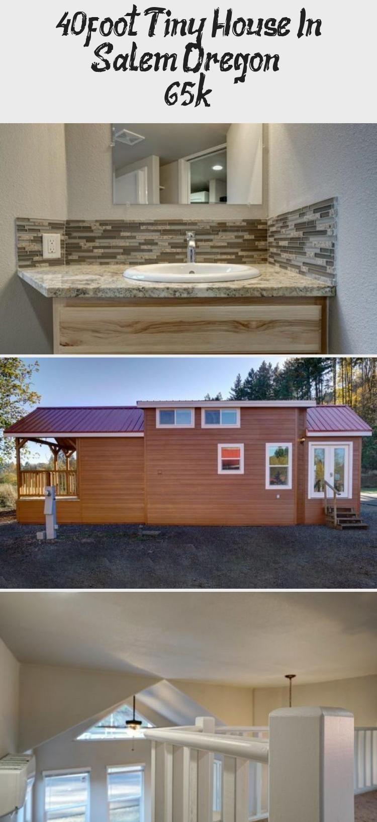 40foot tiny house in salem oregon 65k