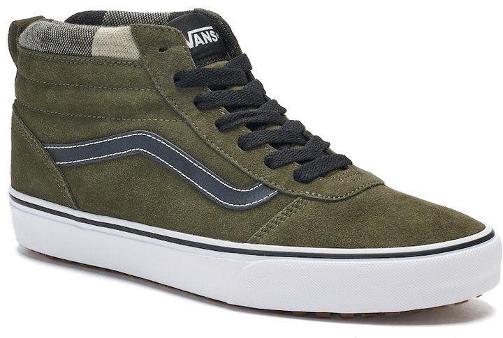 3709720241a7 Vans Ward Hi MTE Men s Water Resistant Skate Shoes