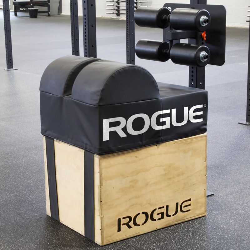Rogue's Echo GHD is a new take on this machine, using DIY resourcefulness to give athletes and gym owners a more affordable alternative. Get yours today!