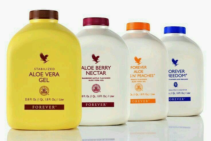Jugos De Sábila Aloe Vera Gel Forever Forever Aloe Productos Imperecederos