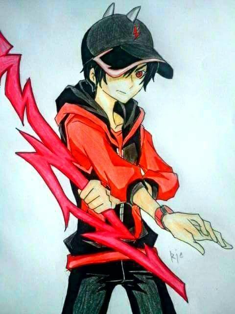 Boboiboy Halilintar Things I Love Pinterest Boboiboy Anime