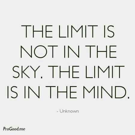Take The Limits Off Of What God Made Perfect! #Good #nolimits #noexcuses #blessed #love