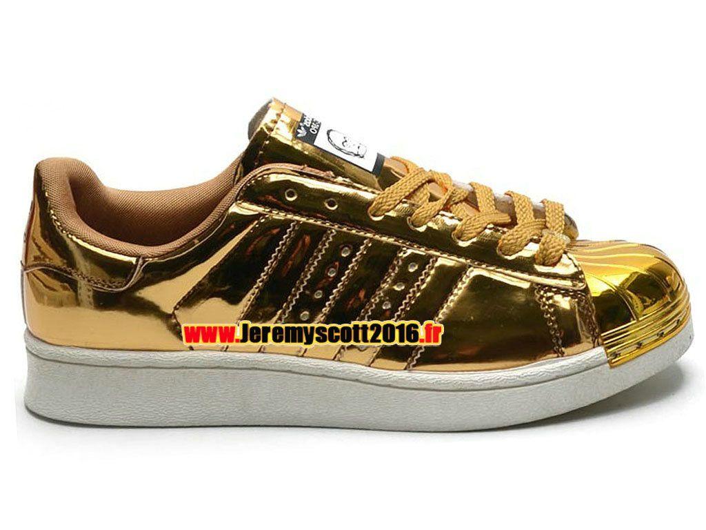 9bfdfbef2ecf Adidas Originals Superstar - Chaussure Adidas Sportswear Pas Cher Pour Homme  Femme Aurore Blanc 6008-1