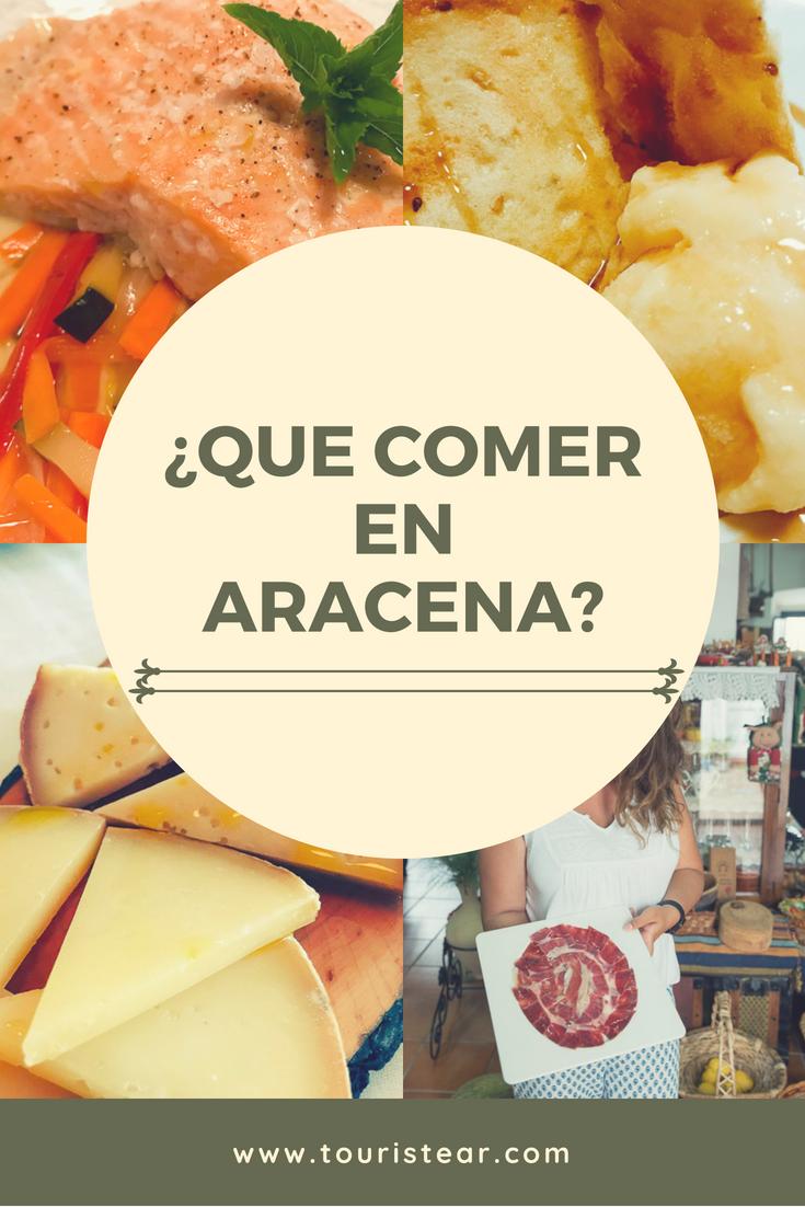 Aracena Historia Patrimonio Y Gastronomía Gastronomía Española Gruta De Las Maravillas Pueblos De España