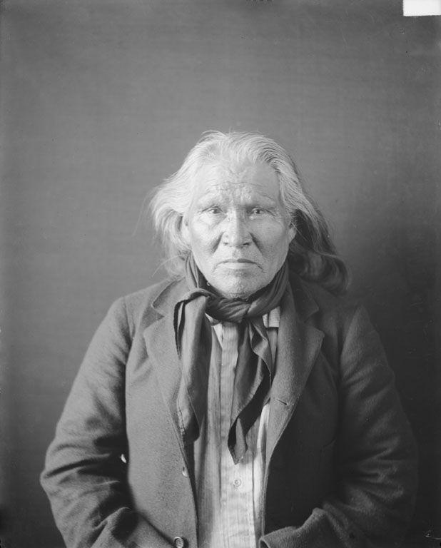 Buffalo Bull Chief (aka McDonald) - Ponca - 1896