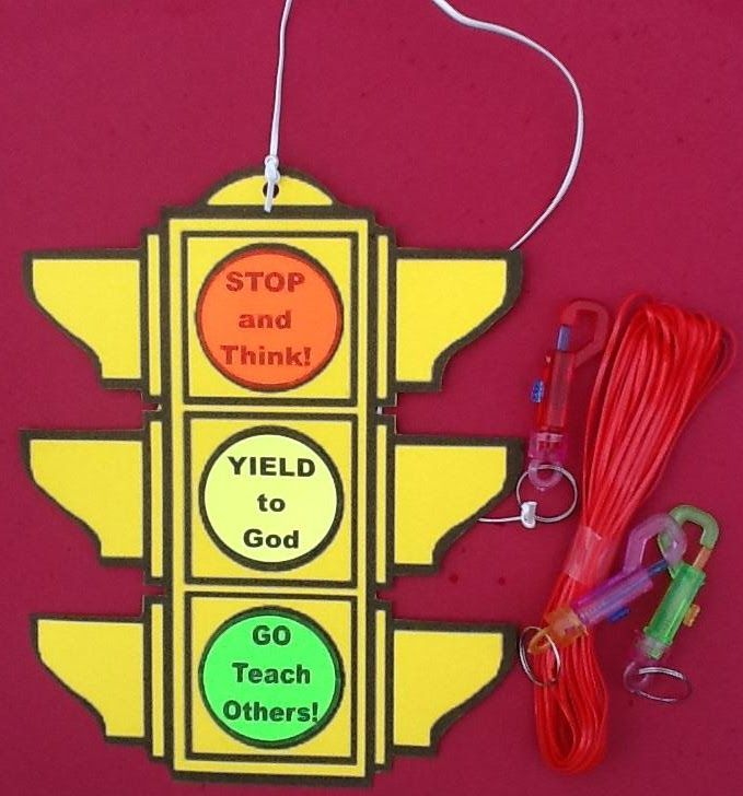 Bible fun for kids be a light lighthouse ephesians 4 for Childrens sunday school crafts