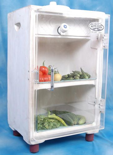 Clay Fridges That Keep Food Cool Without Electricity Eco