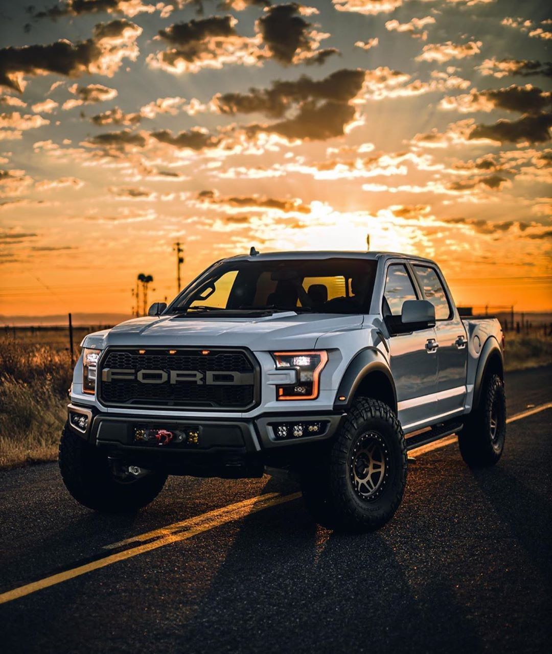 The Ford Raptor Has To Be The Most Luxurious Yet Powerful Truck