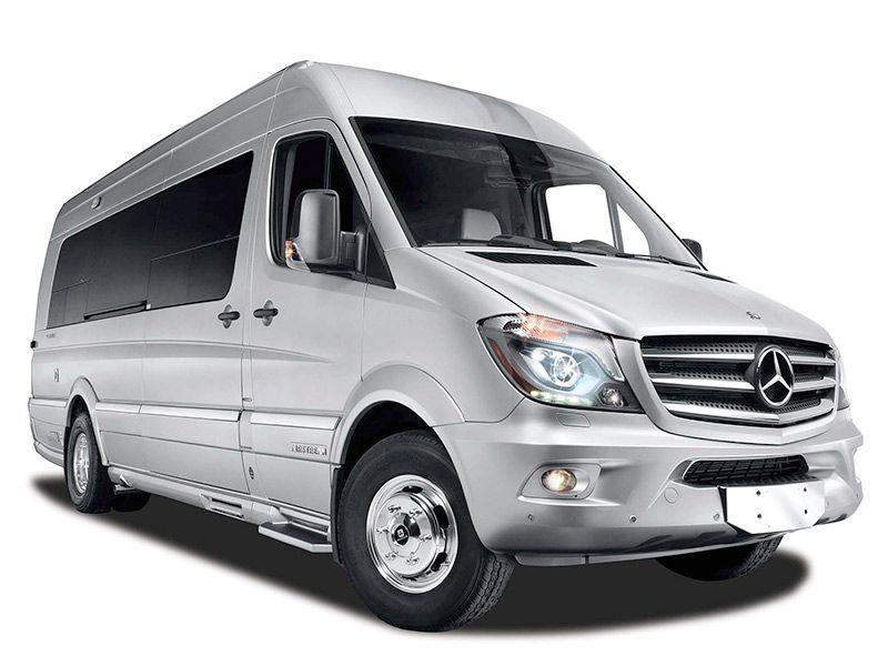 10 Awesome Mercedes Benz Sprinter Van Conversions