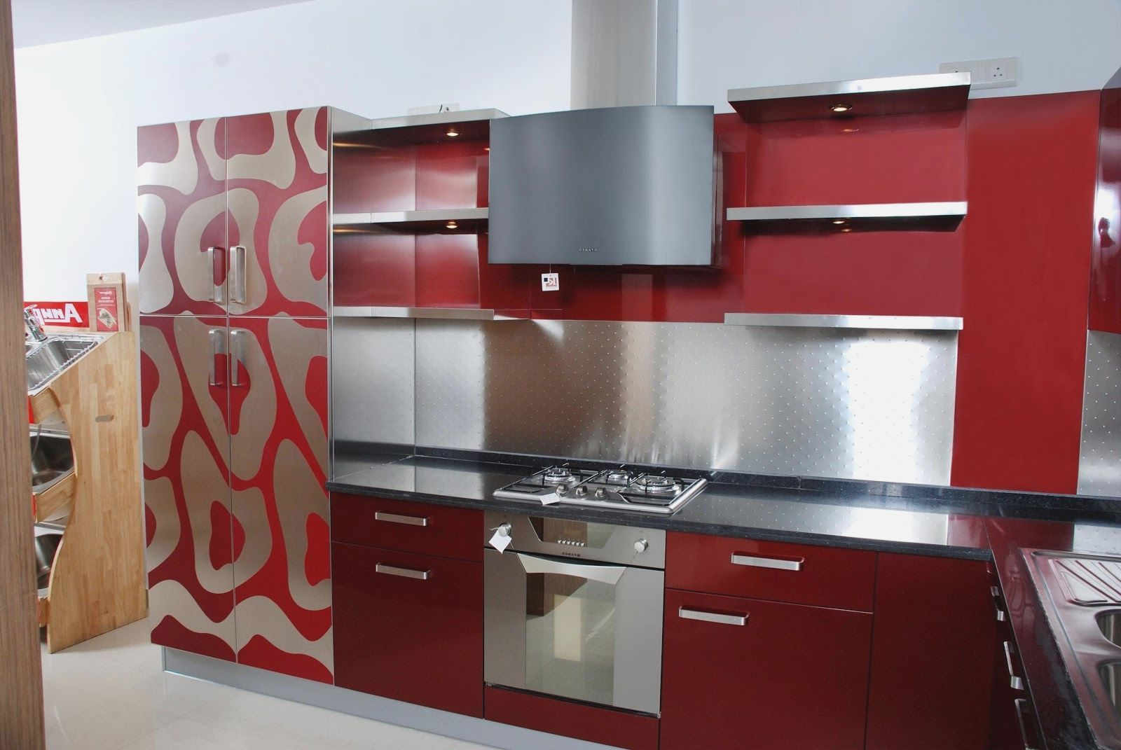 Modular Kitchen Design For Very Small Area More Picture Modular Kitchen  Design For Very Small Area