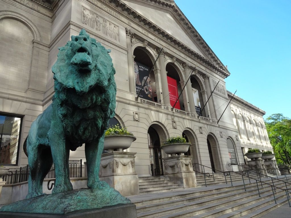 Explore this encyclopedic art museum located in Chicago's
