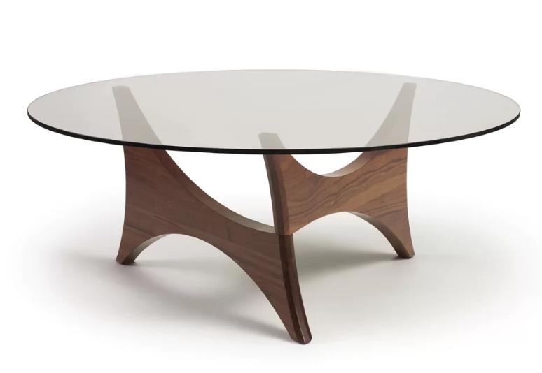 Pivot Statements Coffee Table Mid Century Modern Dining