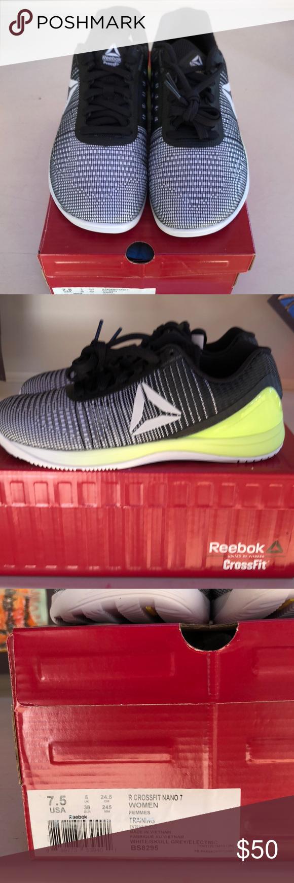 Reebok CrossFit Nano 7 Weave Brand new, never been worn