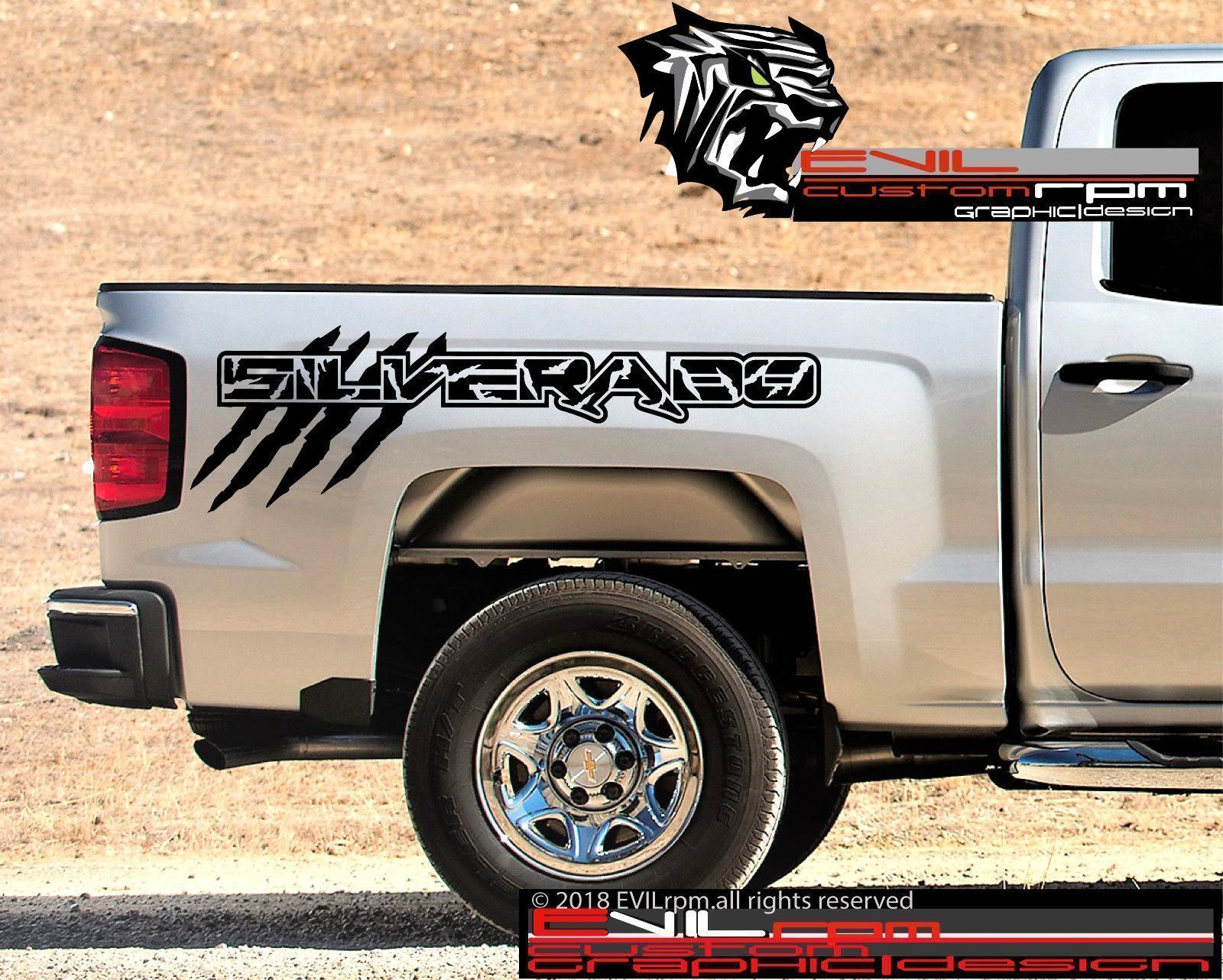 Vinyl Decals and Stickers, Custom Vehicle Design & Truck