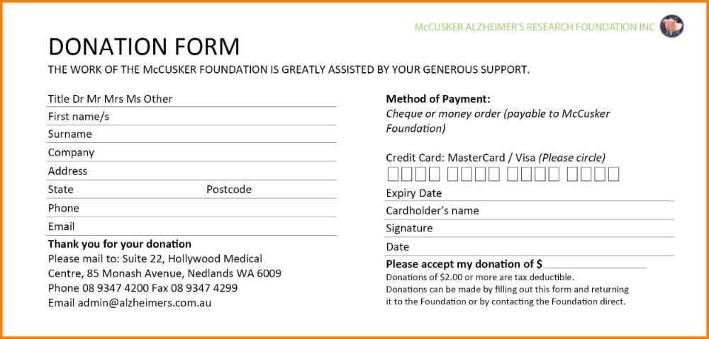 Donation Pledge Card Template Free Luxury Google Templates Pertaining To Donation Card Template Free In 2021 Note Card Template Donation Form Card Templates Free