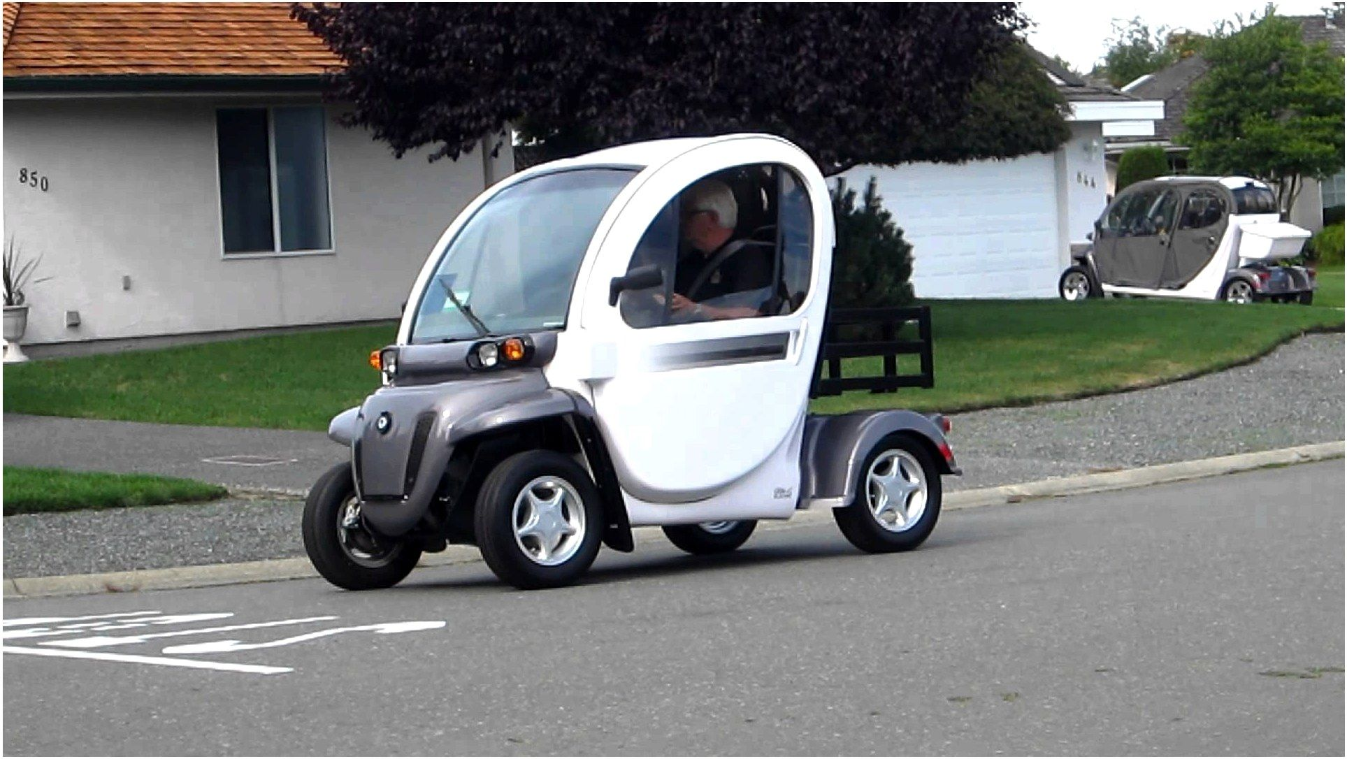 GEM E2 Electric Cars   Cars   Pinterest   Electric car conversion ...
