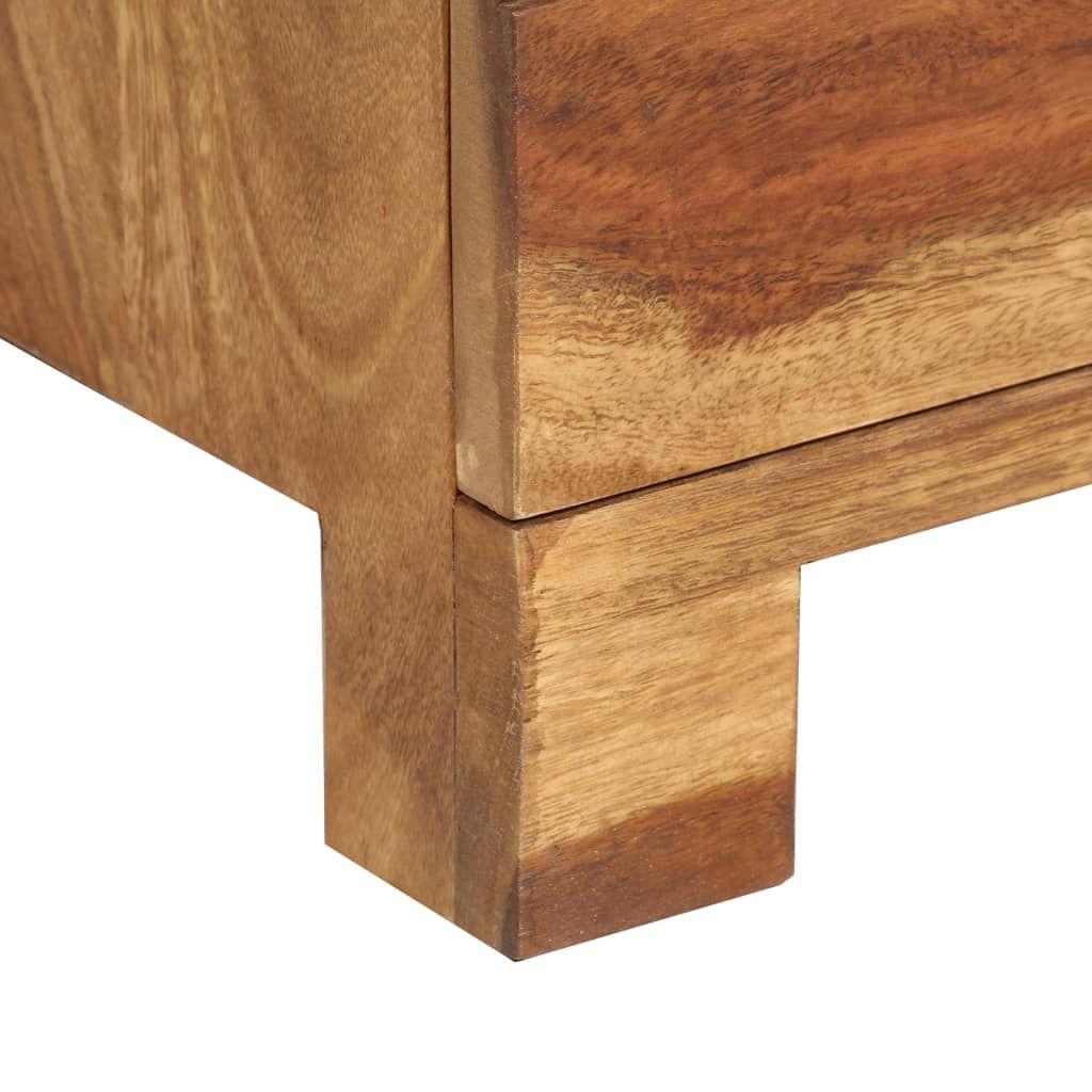 Tufiny Sideboard 22.8″x11.8″x29.5″ Solid Sheesham Wood