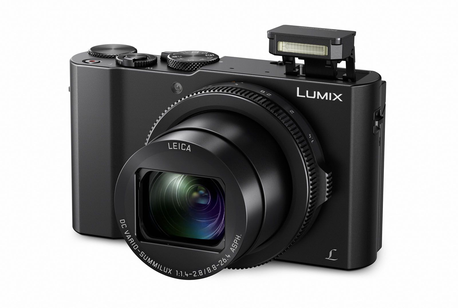 Panasonic Rolls Out The 4k Full Metal Lx10 Compact Camera With Images Compact Camera Point And Shoot Camera Digital Camera
