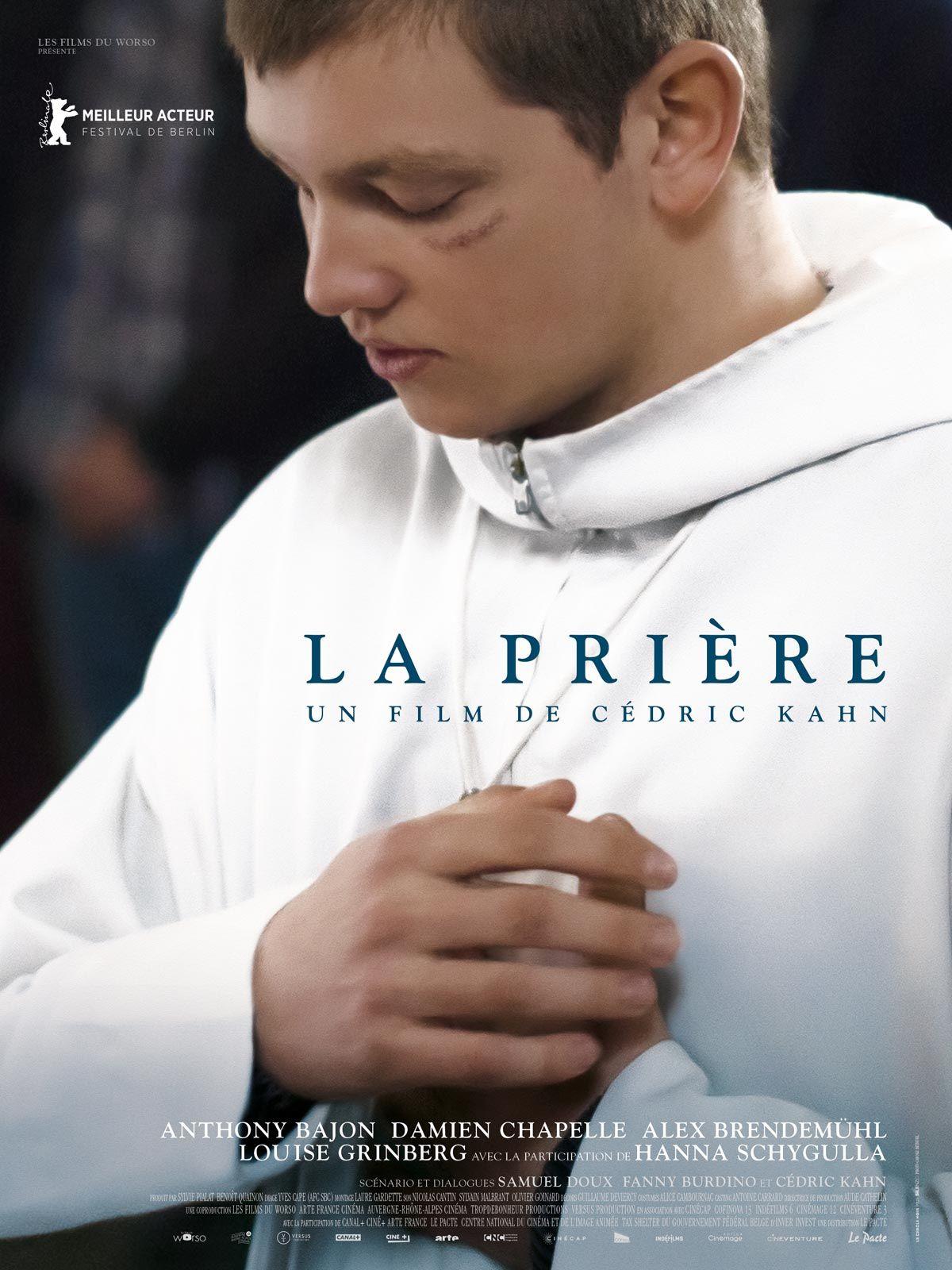 La prière _ Cédric Kahn _ 2018 | Film, Film streaming, Films complets
