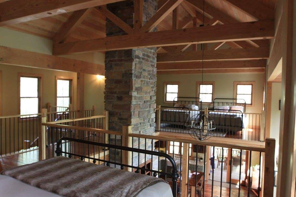 Open mezzanine floor plan