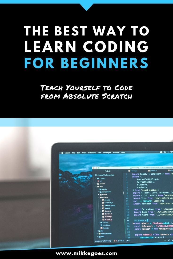 What is the best way to learn to code from scratch? Check out this beginner's guide into starting your programming and web development journey the RIGHT way. Save time, learn the right tools and languages, and achieve your coding goals faster. #mikkegoes #programming #coding #technology #webdevelopment #webdeveloper #tech #learntocode #codenewbie