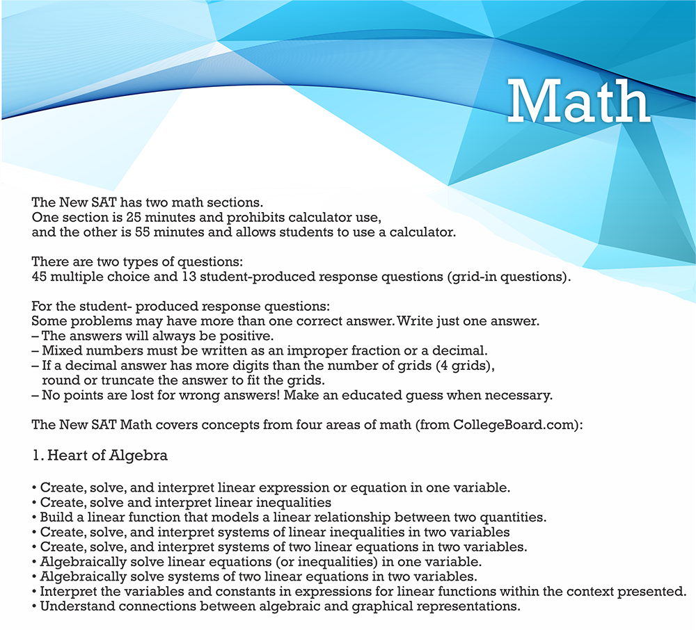 Y2 #Academy is one of the #best #New #SAT #Math #Test #Preparation ...