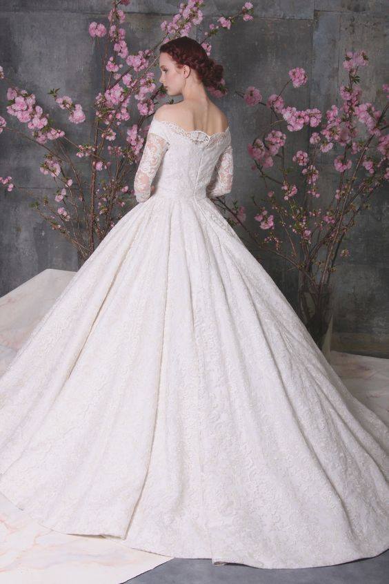 Wedding Dress Inspiration - Christian Siriano