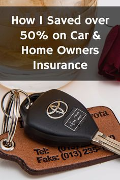 How I Saved Over 50 On Car Home Owners Insurance Car