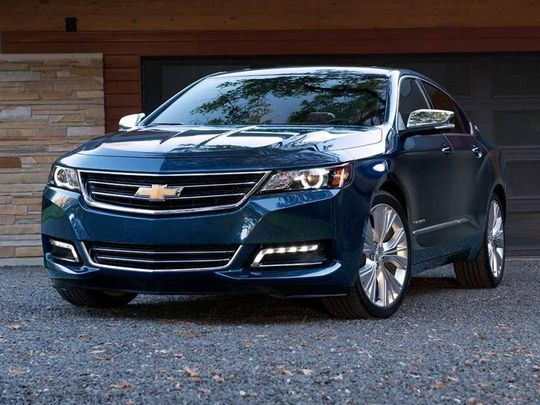 Chevy Cruze Impala Top Consumer Reports Picks For 17 Chevy