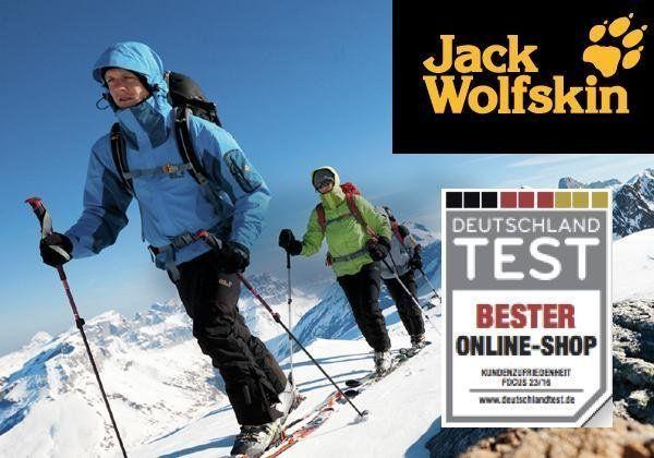 buy online af9cd eb994 Auszeichnung für Mpbizcorp Kunden II: jack Wolfskin Bester ...
