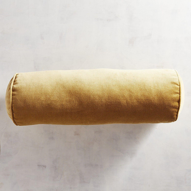 Decorative Neck Roll Pillow