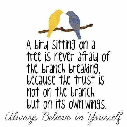 Always believe in yourself! https://www.chloeandisabel.com