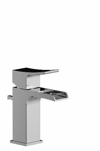 Zendo Single Hole Faucet With Open Spout ZSOP01 from Riobel ...