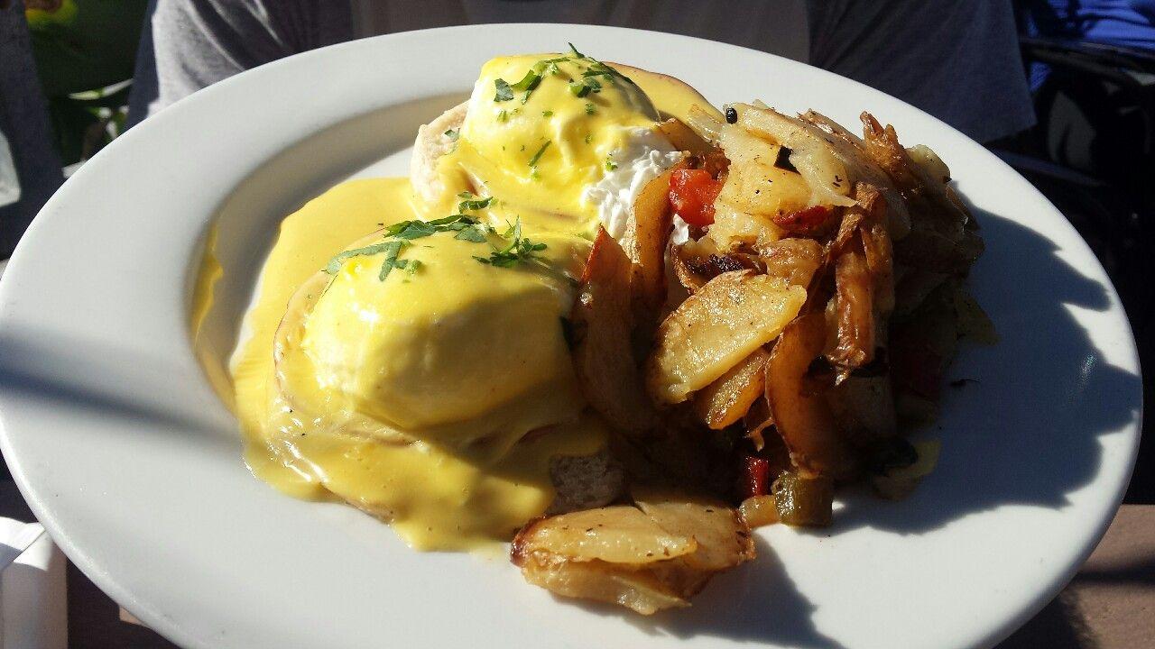Eggs benedict east side eatery 800 41st avenue santa cruz
