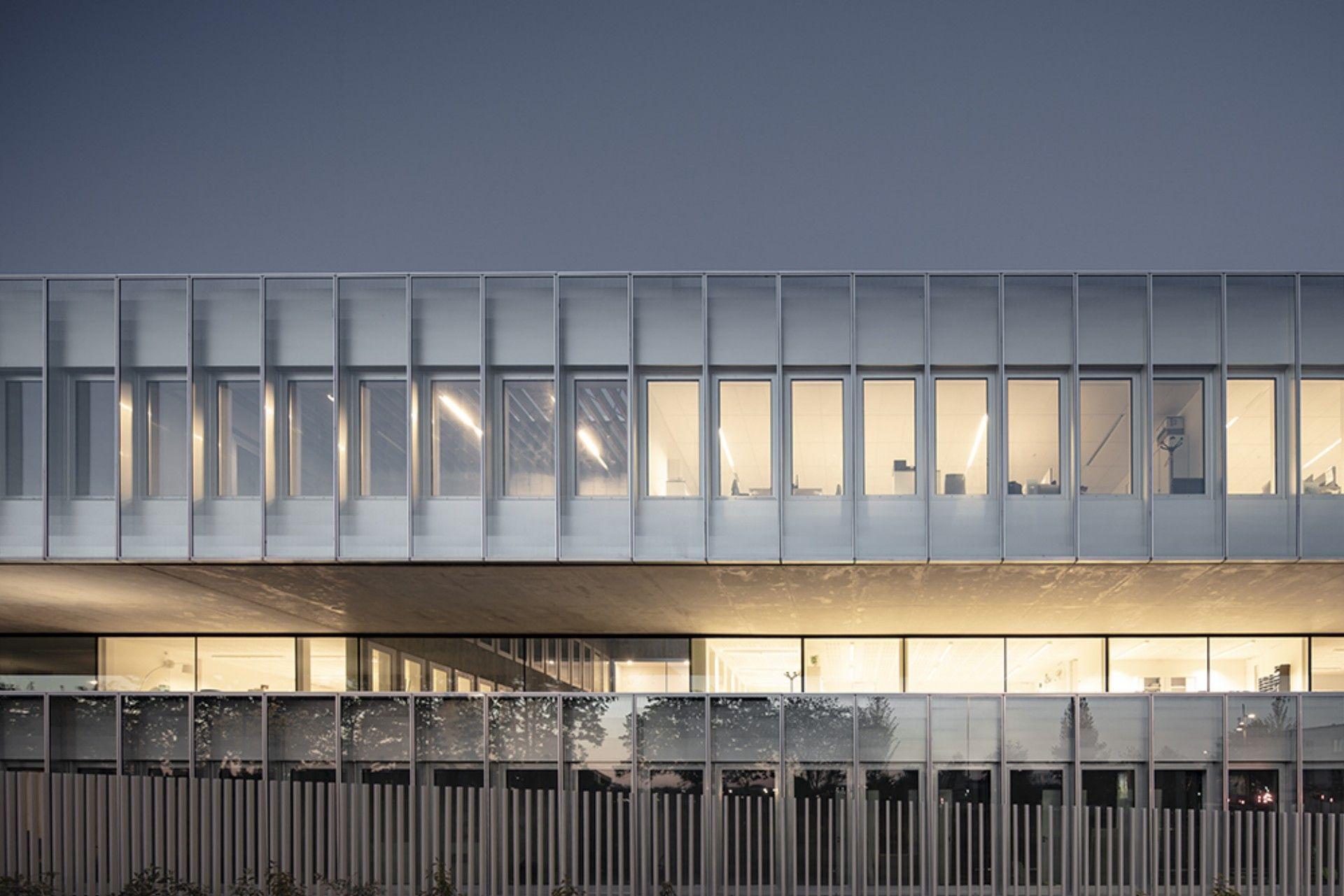 The Kaan And Pranlasdescours Firms Design The New Chambre De