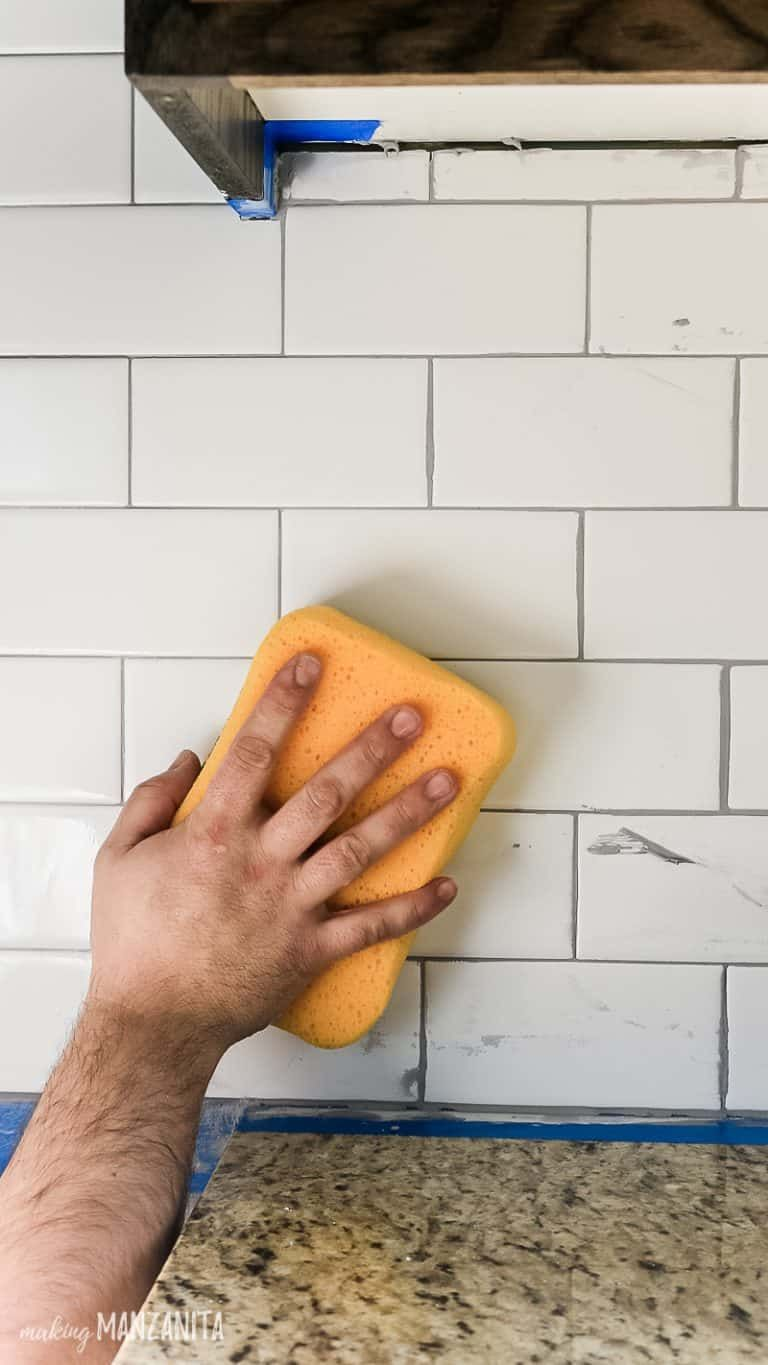 How To Install Subway Tile Backsplash Video Tutorial Included Subway Tile Subway Tile Backsplash Tile Backsplash