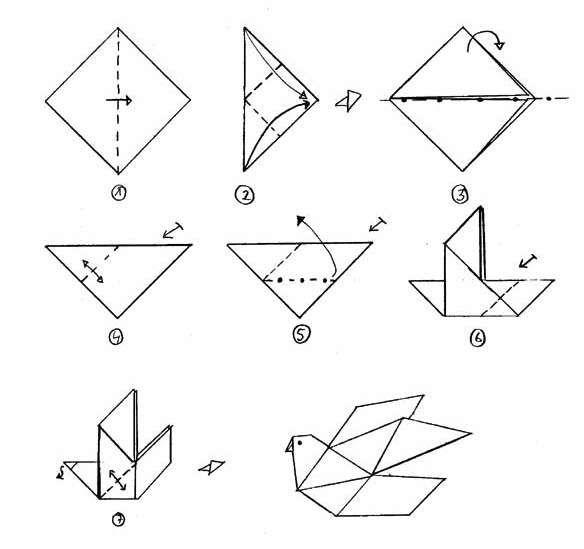 lavoretti di pasqua  origami e coniglietti